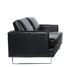 <strong>Lazzaro Leather</strong> Loveseat