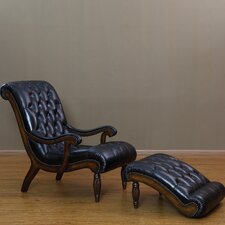 <strong>Lazzaro Leather</strong> Knock Down Chair