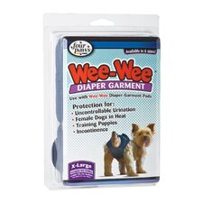 <strong>Four Paws</strong> Wee-Wee Diaper Garment