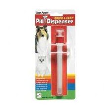Quick and Easy Pill Dispenser for Animals