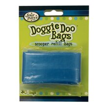Doggie Doo Replacement Dog Waste Bags