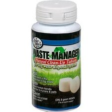 Waste Manager Enzyme Tablets Pet Training