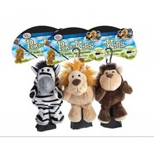 Poo-Kins Lion Bag Dispenser (with 15 Bags)