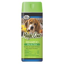 16 oz. Dog Magic Flea and Tick Shampoo
