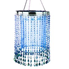 Anywhere Raindrop Shimmer Chandelier