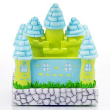 Glow Anywhere LED Castle Statue