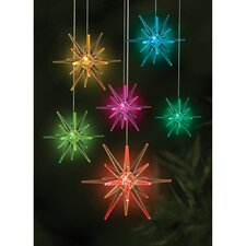Color Changing Hanging Star Statue