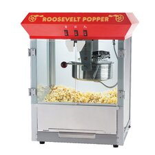 <strong>Great Northern Popcorn</strong> 8 oz Roosevelt Antique Popcorn Machine