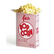 Movie Theater Popcorn Box