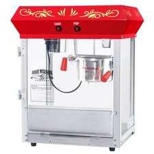 4 oz All-Star Tabletop Popcorn Machine