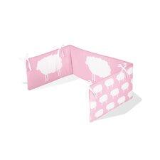 "Nestchen ""Happy Sheep"" in Rosa"