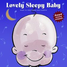 Lovely Sleepy Baby CD