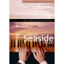 Sleepy Seaside Piano CD (Set of 3)