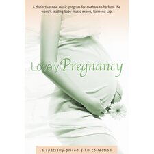 <strong>Lovely Baby Music</strong> Lovely Pregnancy CD (Set of 3)