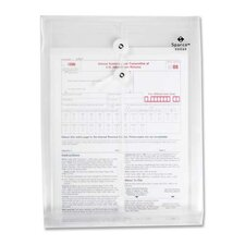 "Inter-Departmental Poly Envelope, Top Opening, 10""x13"", Clear"