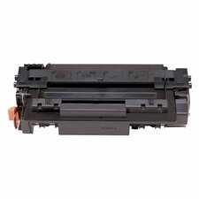 Toner Cartridge, For LaserJet 2400, 6000 Page Yield, Black