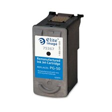 Replacement Ink Cartridge, PG-50, 300/EA, Black
