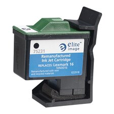 Inkjet Printer Cartridge, For X75, 410 Page Yield, Black