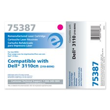 Toner Cartridge, 8000 Page Yield, Cyan