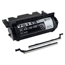 Toner Cartridge, For Workgroup M5200, 18000 Page Yield, Black