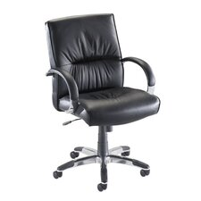 Bridgemill Mid-Back Managerial Chair with Arms
