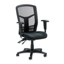 <strong>Lorell</strong> 86000 Series High-Back Executive Chair with Arms