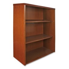 88000 Series 3 Shelf Stack-on Bookcase, Cherry