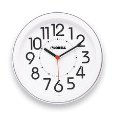 "9"" Radio-Controlled Wall Clock"