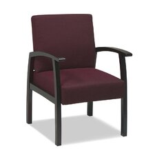 Lorell Deluxe Guest Chairs, Ruby
