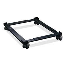 "<strong>Lorell</strong> File Caddy, Adjustable, 11-3/8""x16-5/8""x4"", Black"