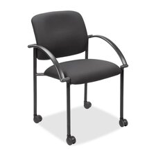 Guest / Receptionist Stack Chair with Arms