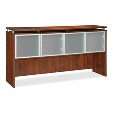 "<strong>Lorell</strong> 39"" H x 72"" W Desk Hutch"
