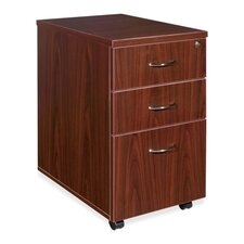 3-Drawer Box/Box/File Mobile Pedestal