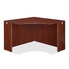 <strong>Lorell</strong> High-Quality Laminate Corner Desk
