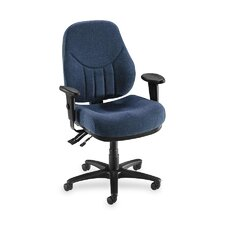 <strong>Lorell</strong> Lorell Baily Series High-Back Multi-Task Chair