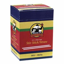 Stir Sticks, White, 1000/CT