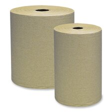 Embossed Hardwound Roll Towels - 6 Rolls per Box