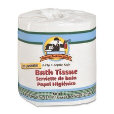 2-Ply Septic Safe Toilet Paper (40 Pack)