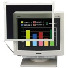 "Premium Anti-Radiation Glare CRT Filter For 19"" to 21"" Monitors"