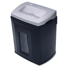 Compucessory Personal Cross Cut Shredders, Gray
