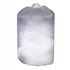 Translucent Shredder Bags, White