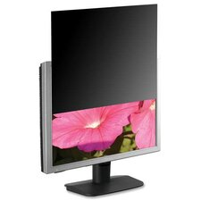 LCD Monitor Privacy Filter, Black