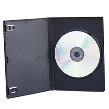 <strong>Compucessory</strong> Compucessory CD/DVD Storage Cases, Black