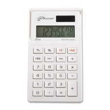 <strong>Compucessory</strong> 8-Digit Handheld Calculator