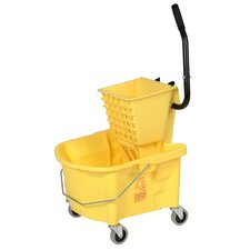 Redistribution Mop Bucket with Wringer
