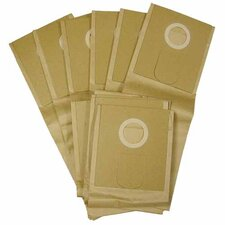 Replacement Bags, For XL Pro14, 10/PK, Tan