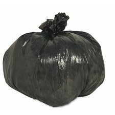 10 Gallon Recycled Trash Bags, 0.85 mil, 500 per Box