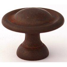 Rustic Round Knob