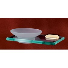 Nicole Soap Holder with Dish