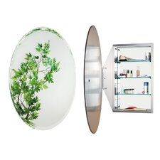 Oval Medicine Cabinets Wayfair